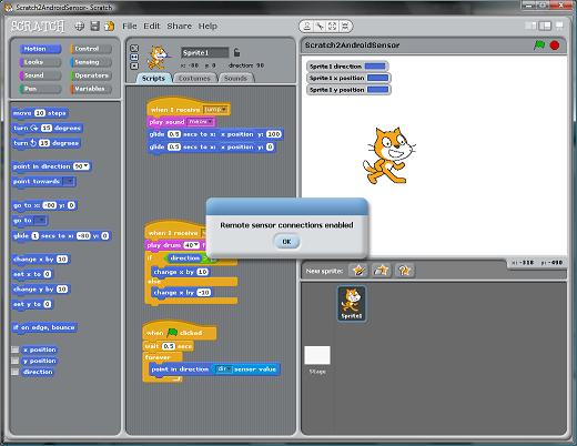 Scratch Android Deutsch